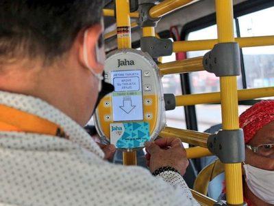 Billetaje electrónico: justifican incremento del precio de las tarjetas · Radio Monumental 1080 AM