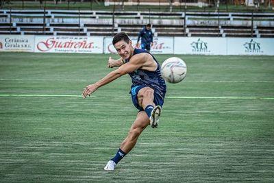 """Romero """"está reansioso"""" por que se concrete lo de Cerro Porteño"""