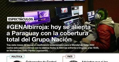 La Nación / LN PM: Las noticias más relevantes de la siesta del 3 de junio