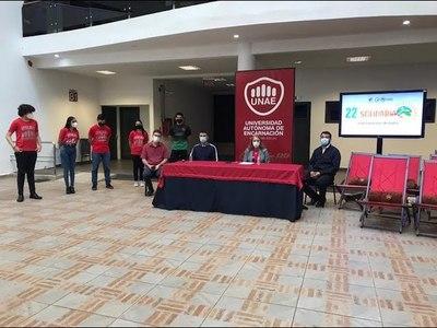 LANZAN 22° CORRECAMINATA SOLIDARIA ''ESTA CARRERA ES DE TODOS''