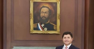 La Nación / Manuel Ochipintti Dalla Fontana es el nuevo titular del BNF