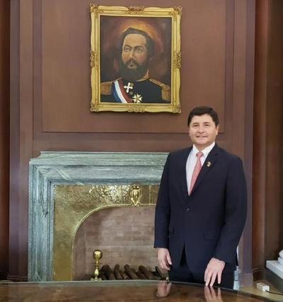 Manuel Ochipintti es el nuevo presidente del BNF
