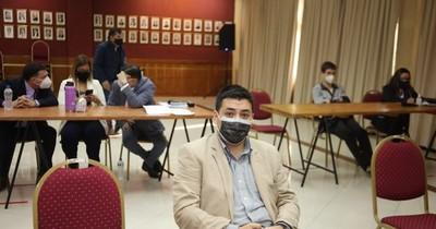 La Nación / Stiben Patrón logró suspender juicio oral con certificado de aislamiento