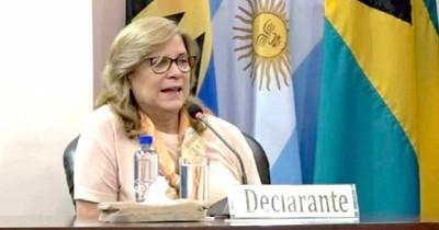 La Nación / Expediente judicial de Cristina Arrom se extravió y ahora se ordenó la reconstitución
