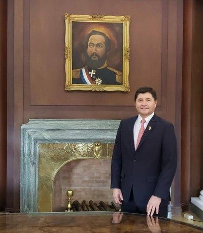 Manuel Ochipintti Dalla Fontana es el nuevo presidente del BNF