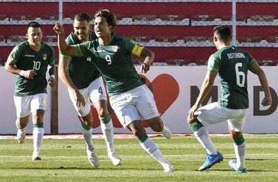 Bolivia derrota a Venezuela en la altura
