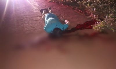 Asesinan a hombre en Hernandarias