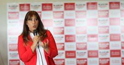 La Nación / Blanca Agüero lidera las encuestas de preferencia de votos en Lambaré