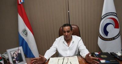 La Nación / Gobernador niega presentación de facturas clonadas