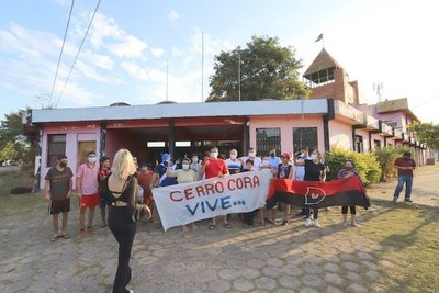 Crónica / El adiós de Cerro Corá y el drama de sus hinchas
