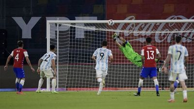 Chile amarga a Argentina