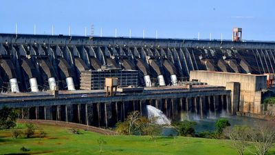 Itaipú proveyó 6.598 GWh de electricidad de enero a mayo