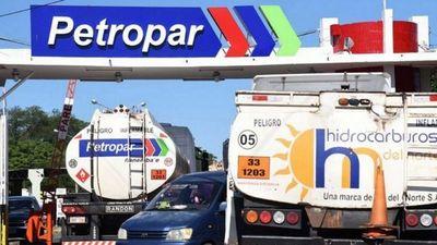 Petropar empezará a proveer diésel para los transportistas
