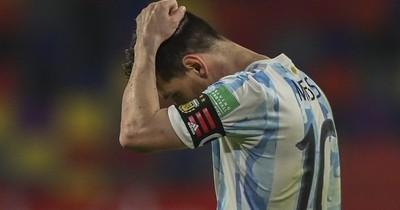 La Nación / Argentina, con sabor amargo