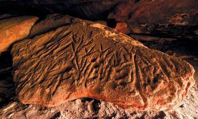 Arte rupestre del Amambay en vías de ser patrimonio de la humanidad