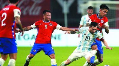 Pusieron pirevai a Lio Messi y compañía