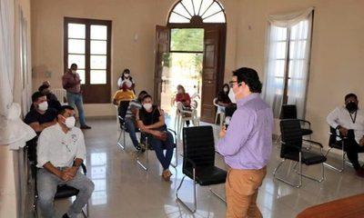 Concepción recibe capacitación de Senatur y Ministerio de Salud en bioseguridad