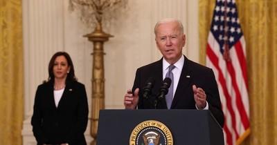 La Nación / Biden analiza desistir de aumentar impuestos para financiar plan de empleo