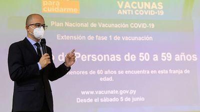 Vacunarán contra COVID-19 a adultos con 60 años cumplidos