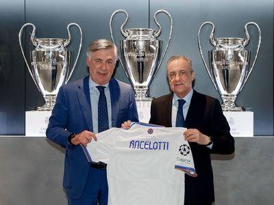 La vuelta de Ancelotti