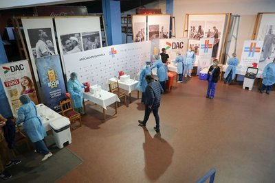Uruguay habilita inscripción para vacunar contra el Covid-19 a menores entre 12 y 17 años