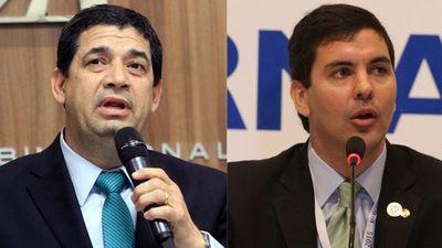 Internas coloradas para la presidencia del 2023 definidas: Santiago Peña vs Hugo Velázquez