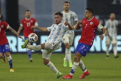 Argentina no pudo con Chile