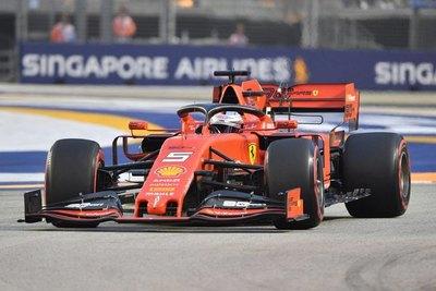 Cancelan el GP de Singapur 2021