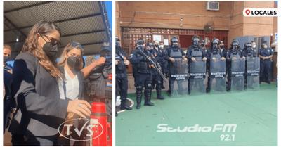 SE HABILITÓ MEJORAS EN EL CENTRO PENITENCIARIO DE ITAPÚA