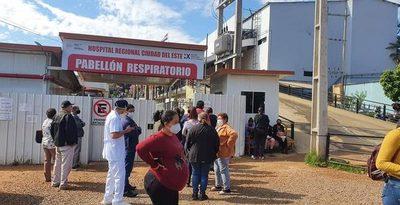 El 43% del Paraguay se halla con nivel muy alto de contagios por Covid
