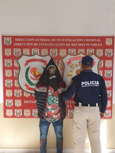 Detienen a supuesto implicado en crimen de guardia de Itaipu
