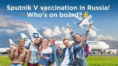 Rusia abrirá turismo de vacunación, pero con Paraguay no cumple