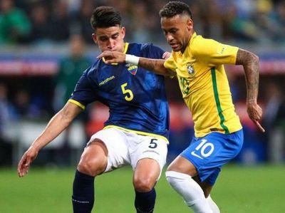 Brasil va por otro paso perfecto ante Ecuador