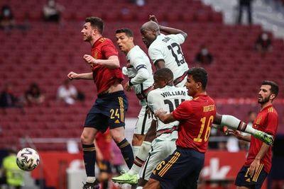 Un empate y un aviso para España