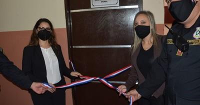 La Nación / Ministra de Justicia habilitó mejoras en Cereso de Itapúa