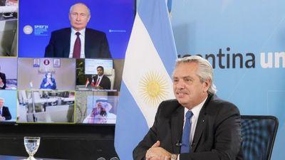 Argentina traerá vacunas para Paraguay desde Rusia