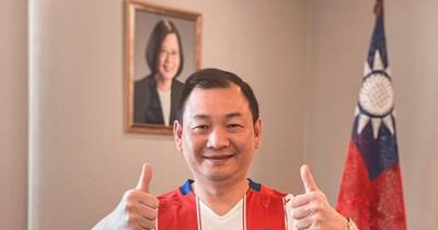 La Nación / Embajador de Taiwán alentó enérgicamente a la selección paraguaya