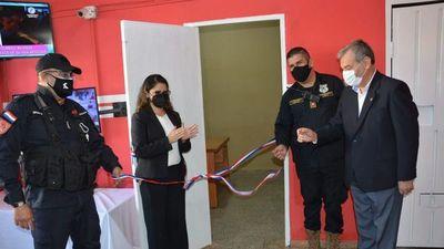 Inauguran mejoras en la Penitenciaría Regional de Itapúa