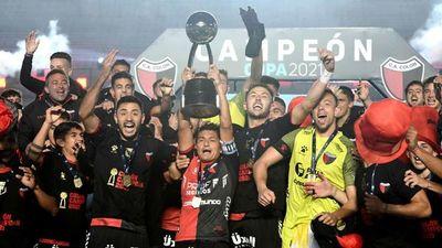 Colón,  campeón argentino