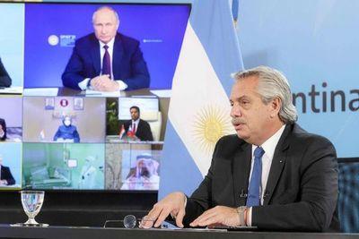 Argentina iniciará la producción de Sputnik-V