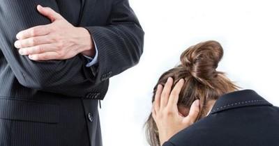 La Nación / Estudio sobre la violencia laboral
