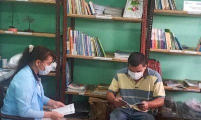 Incentivar a la lectura para apoyar reinserción social