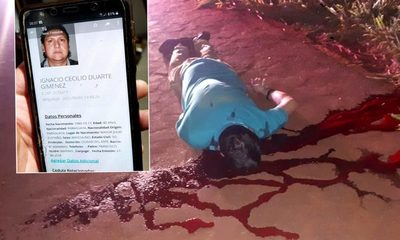 Asesinan de un balazo en la cabeza a un operador de Bitcoins, en Hernandarias – Diario TNPRESS