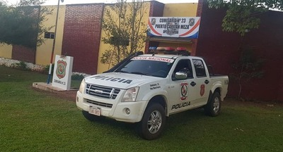 HOMBRE CON ESCOPETA INTERCEPTA A REPARTIDORES Y LOS ASALTÓ