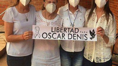 Óscar Denis cumple 9 meses de secuestro y familia critica falta de voluntad del Gobierno