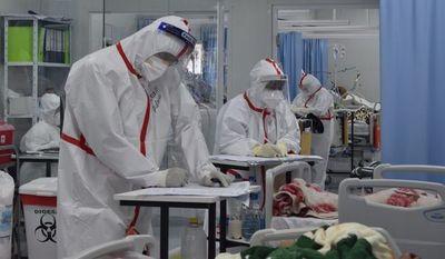 Covid-19: 232 pacientes aguardan por una cama en terapia intensiva