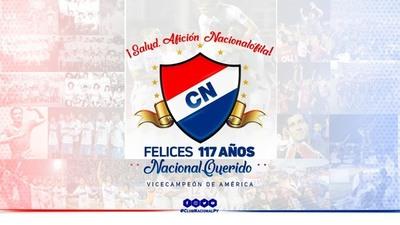 Nacional celebra otro año de vida