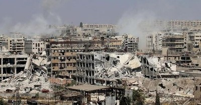 La Nación / Al menos tres muertos en bombardeo turco de campo de refugiados en Irak