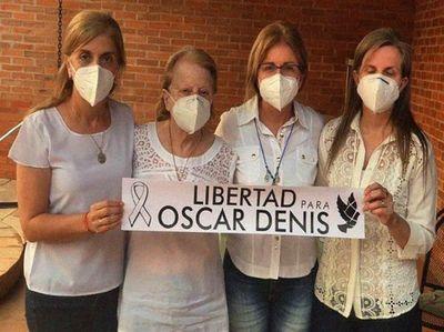 Óscar Denis cumple 9 meses de secuestro y su familia critica falta de voluntad del Gobierno