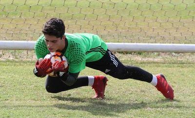 Diego Huesca, el segundo refuerzo del Sportivo Luqueño